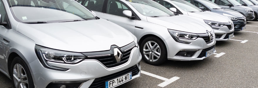 Voitures d'occasion Renault
