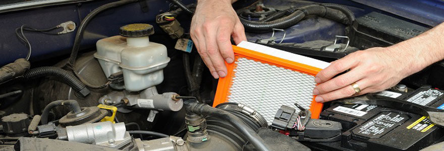 filtre à air pour ma voiture