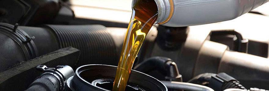 huile moteur